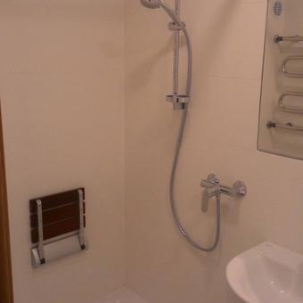 Santechnika. Šildymas. Pilnas vonios kambario įrengimas. / Michail / Darbų pavyzdys ID 482753