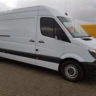 Perkraustymo - krovinių pervežimo paslaugos / MB Pasliuta / Darbų pavyzdys ID 482855