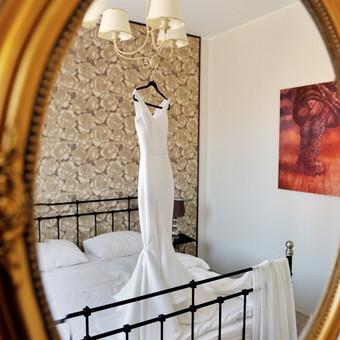 Vestuvių organizavimas, planavimas - Lijana Kizelaitė; Fotografija - Mantas Janavičius.