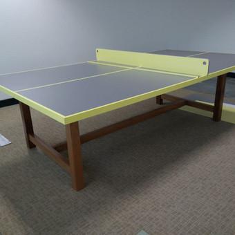 Ping pong / susirinkimu stalas