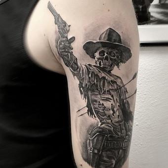 Profesionalios tattoo tik žinantiems, ko nori. / Evaldas(Mantikora) / Darbų pavyzdys ID 483159