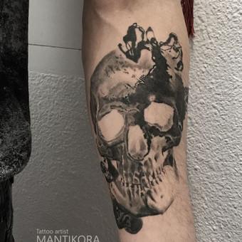 Profesionalios tattoo tik žinantiems, ko nori. / Evaldas(Mantikora) / Darbų pavyzdys ID 483163