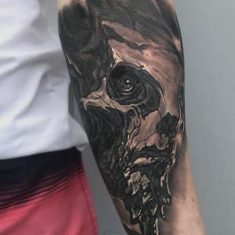 Profesionalios tattoo tik žinantiems, ko nori. / Evaldas(Mantikora) / Darbų pavyzdys ID 483165