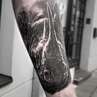 Profesionalios tattoo tik žinantiems, ko nori. / Evaldas(Mantikora) / Darbų pavyzdys ID 483169