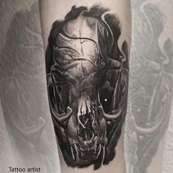 Profesionalios tattoo tik žinantiems, ko nori. / Evaldas(Mantikora) / Darbų pavyzdys ID 483173