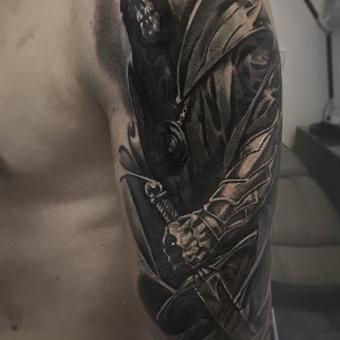 Profesionalios tattoo tik žinantiems, ko nori. / Evaldas(Mantikora) / Darbų pavyzdys ID 483175