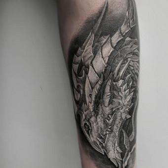 Profesionalios tattoo tik žinantiems, ko nori. / Evaldas(Mantikora) / Darbų pavyzdys ID 483181