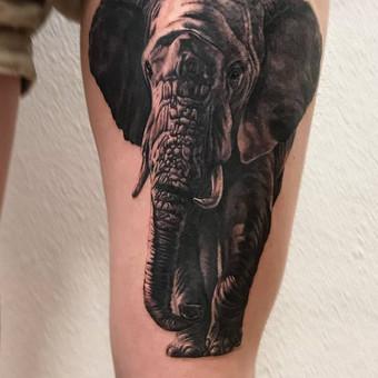 Profesionalios tattoo tik žinantiems, ko nori. / Evaldas(Mantikora) / Darbų pavyzdys ID 483209
