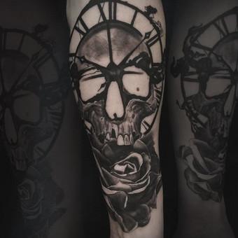 Profesionalios tattoo tik žinantiems, ko nori. / Evaldas(Mantikora) / Darbų pavyzdys ID 483215