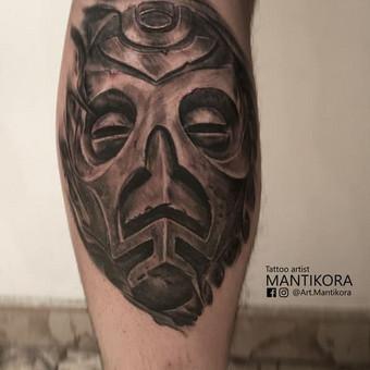 Profesionalios tattoo tik žinantiems, ko nori. / Evaldas(Mantikora) / Darbų pavyzdys ID 483271