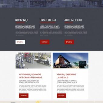 Internetinių svetainių kūrimas Vilniuje / Bona Solutions / Darbų pavyzdys ID 70431