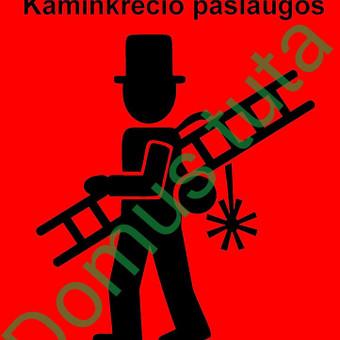 Kaminų valymas, Kaminkretys, Vilnius, Kaunas, Visa Lietuva / MB,,Domus tuta'' / Darbų pavyzdys ID 484097