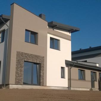 fasado šiltinimas ( renovacija )jo apdaila. / Mindaugas / Darbų pavyzdys ID 484271