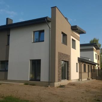 fasado šiltinimas ( renovacija )jo apdaila. / Mindaugas / Darbų pavyzdys ID 484273