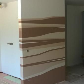 fasado šiltinimas ( renovacija )jo apdaila. / Mindaugas / Darbų pavyzdys ID 484287