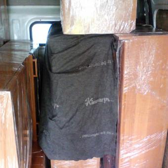 Krovinių pervežimas klaipėdoje / Povilas / Darbų pavyzdys ID 37226