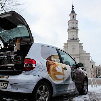 """Kavos Automobilis Visoje Lietuvoje! / MB """"Karališkoji pupelė"""" / Darbų pavyzdys ID 484545"""