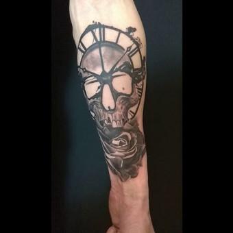 Profesionalios tattoo tik žinantiems, ko nori. / Evaldas(Mantikora) / Darbų pavyzdys ID 484621
