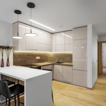 Casa-nova interjero dizainas ir projektavimas / Casa-nova Interjero dizainas / Darbų pavyzdys ID 485283