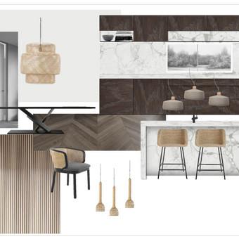 Casa-nova interjero dizainas ir projektavimas / Casa-nova Interjero dizainas / Darbų pavyzdys ID 485449