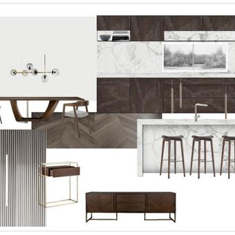 Casa-nova interjero dizainas ir projektavimas / Casa-nova Interjero dizainas / Darbų pavyzdys ID 485451