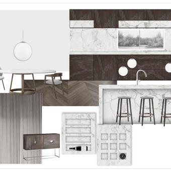 Casa-nova interjero dizainas ir projektavimas / Casa-nova Interjero dizainas / Darbų pavyzdys ID 485453