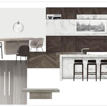 Casa-nova interjero dizainas ir projektavimas / Casa-nova Interjero dizainas / Darbų pavyzdys ID 485455