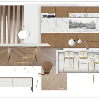 Casa-nova interjero dizainas ir projektavimas / Casa-nova Interjero dizainas / Darbų pavyzdys ID 485459