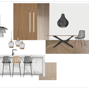 Casa-nova interjero dizainas ir projektavimas / Casa-nova Interjero dizainas / Darbų pavyzdys ID 485461