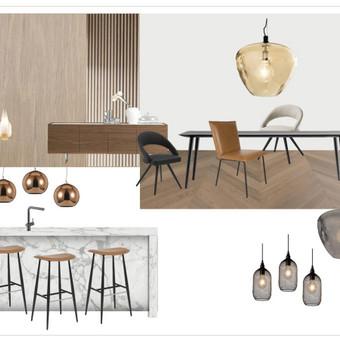 Casa-nova interjero dizainas ir projektavimas / Casa-nova Interjero dizainas / Darbų pavyzdys ID 485467
