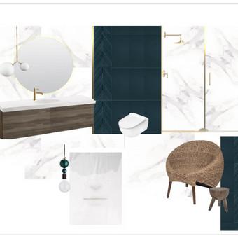 Casa-nova interjero dizainas ir projektavimas / Casa-nova Interjero dizainas / Darbų pavyzdys ID 485477