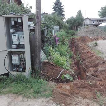 """Geras elektrikas - inžinierius, UAB """"ELEKTARA"""" / Andrej Grudin / Darbų pavyzdys ID 485849"""