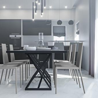 Casa-nova interjero dizainas ir projektavimas / Casa-nova Interjero dizainas / Darbų pavyzdys ID 485855