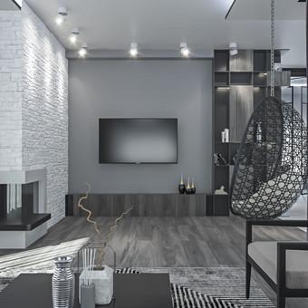 Casa-nova interjero dizaino studija / Casa-nova Interjero dizainas / Darbų pavyzdys ID 485865