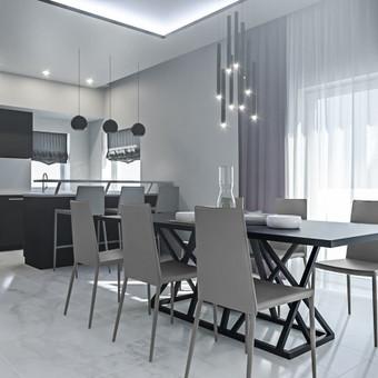Casa-nova interjero dizainas ir projektavimas / Casa-nova Interjero dizainas / Darbų pavyzdys ID 485875