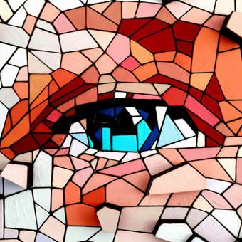 Dailininkas - dizaineris mozaikiniai paveikslai / Eugenijus Diglys / Darbų pavyzdys ID 485939
