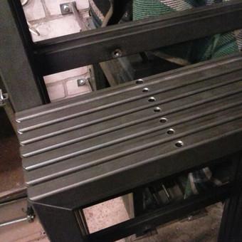 Metalo gaminiai, konstrukcijos, dekoracijos, skulptūros. / Linas / Darbų pavyzdys ID 485971