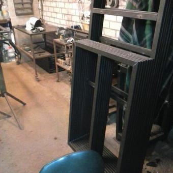 Metalo gaminiai, konstrukcijos, dekoracijos, skulptūros. / Linas / Darbų pavyzdys ID 485973