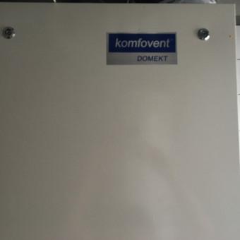 Elektros instaliacijos darbai, Signalizacijos montavimas / ENER / Darbų pavyzdys ID 486249