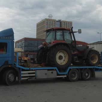 Krovinių gabenimas tech. pagalba iki 17t / Ignas Skučas / Darbų pavyzdys ID 486311