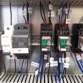 Elektros instaliacijos darbai, Signalizacijos montavimas / ENER / Darbų pavyzdys ID 486413