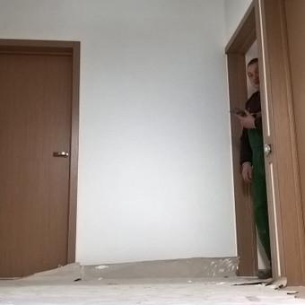 durų montavimas(komplektas)