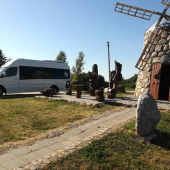 """Mikroautobusų nuoma su vairuotoju įvairioms progoms / UAB """"Balti mikroautobusai"""" / Darbų pavyzdys ID 486721"""
