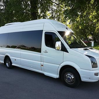 """Mikroautobusų nuoma su vairuotoju įvairioms progoms / UAB """"Balti mikroautobusai"""" / Darbų pavyzdys ID 486723"""