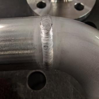 Aliuminio, plieno ir kitų metalų suvirinimas, gamyba / Vytautas / Darbų pavyzdys ID 487171