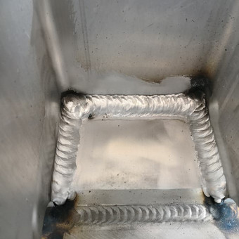 Aliuminio, plieno ir kitų metalų suvirinimas, gamyba / Vytautas / Darbų pavyzdys ID 487177
