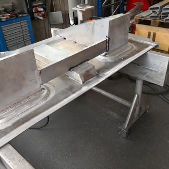 Aliuminio, plieno ir kitų metalų suvirinimas, gamyba / Vytautas / Darbų pavyzdys ID 487179