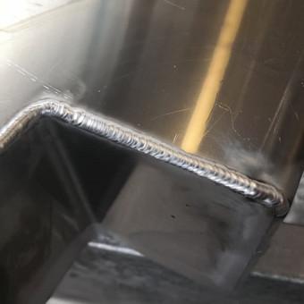 Aliuminio, plieno ir kitų metalų suvirinimas, gamyba / Vytautas / Darbų pavyzdys ID 487183
