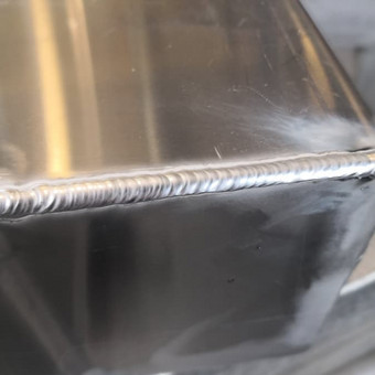 Aliuminio, plieno ir kitų metalų suvirinimas, gamyba / Vytautas / Darbų pavyzdys ID 487187
