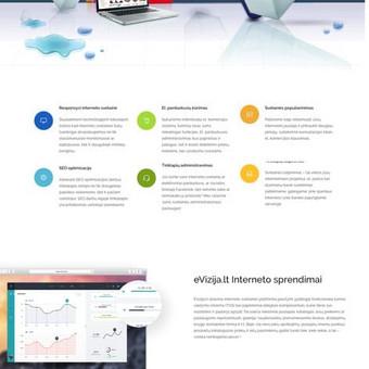 Internetinių Svetainių kūrimas - El.parduotuvės / Mantas M. / Darbų pavyzdys ID 487279